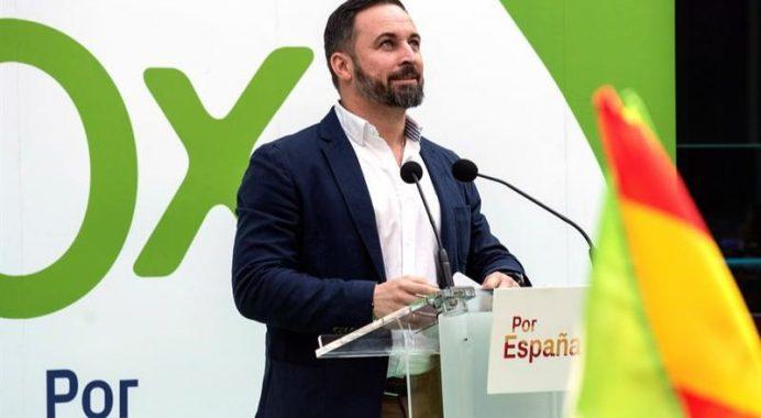 Triunfo del Vox en la Política Española