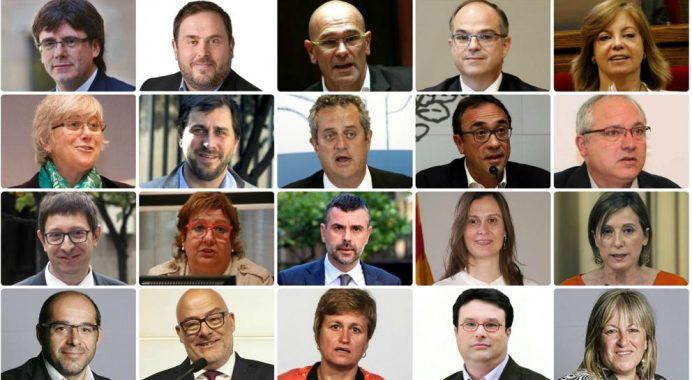 Composición de la Política Catalana