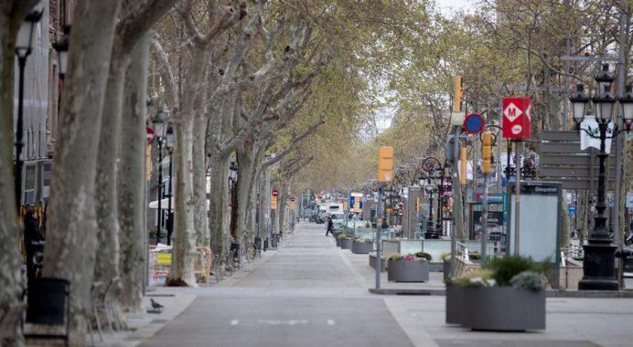 En Cataluña se busca extender el confinamiento