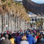 Buenas y malas noticias del covid-19 en Cataluña